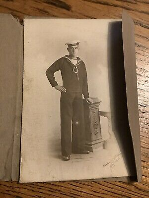 Antique Photo Photograph From HMS Victory Rare Maritime History