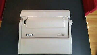 Smith Corona PWP 65D personal word processor - USED