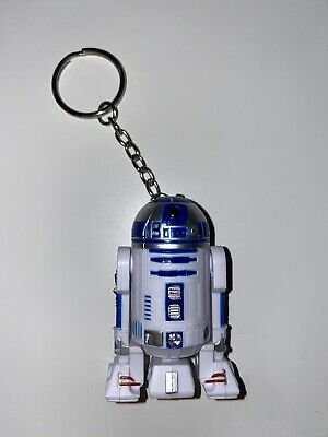 Star Wars R2-D2 Droid Light Up Keyring - Torch Keychain