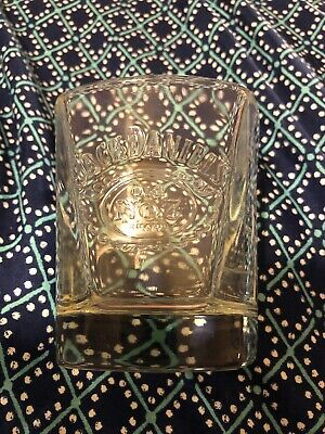 """2 Jack Daniel's Old No. 7 Whisky Glass """"Everyday We Make It We Make It Our Best!"""