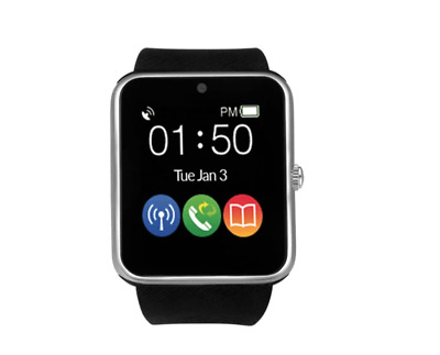 "Bluetooth® Smart Watch 1.54"" Touch Screen Supersonic"