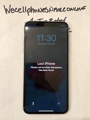 Apple iPhone 11 PRO MAX IC LOCKED FOR PARTS ONLY! READ AD LISTING