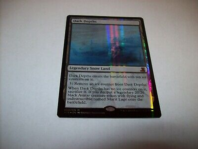 MTG ~ Dark Depths ~ From the Vault Lore ~ Mythic Rare Free Shipping /& Tracked