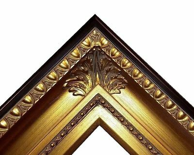 """7.75/"""" fancy Gold Ornate Oil Painting Wood Picture Frames4art 223G"""