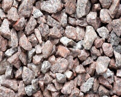from our yard in CORNWALL Dumpy Bag 2mm-6mm Cornish Granite Grit in a Bulk