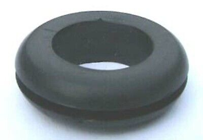 6mm,8mm,10mm,12mm,16mm,20mm,25mm - Wiring Grommets - Cable Grommets - Mixed x60