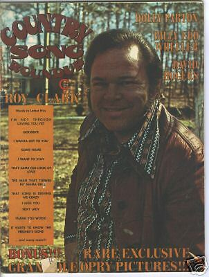 Roy Clark Covers Country Song Roundup 1974