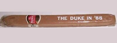Politcal Bubble Gum Cigar The Duke Dukakis 1988