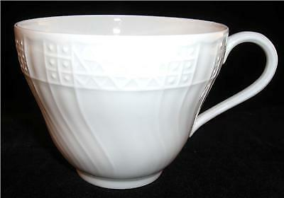 Hutschenreuther DRESDEN WHITE Coffee or Tea Cup