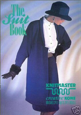 The Suit Book - Knitting Machine Patterns
