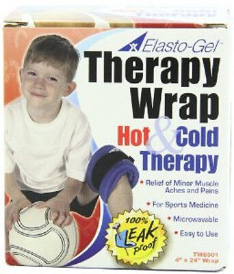 """Elasto-Gel Hot And Cold Therapy Wrap 4"""" X 24"""""""