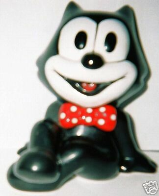 Three Cheers For Felix The Cat Figural Ceramic Bank