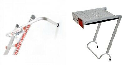 Work Platform & Wall Standoff for Little Giant Ladder