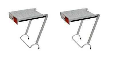 2 Little Giant Work Platforms - New ladder platform two