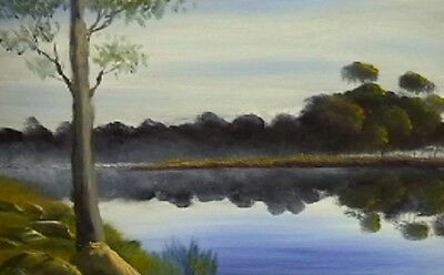 Art Lesson Dvd - Misty River