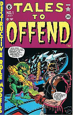 Tales To Offend Di Frank Miller In Lingua Inglese