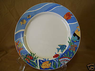 Tienshan Under the Sea Dinner Plate & More