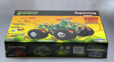 Supermag Teenage Mutant Ninja Turtles Super Quad Plastwood 0318