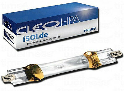 4 PHILIPS HPA 400S HPA 400 S HPA400S HPA400 Solarium