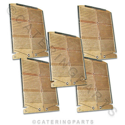 Genuine Dualit Parts 4 Slice / Four Slot Vario Toaster Element Full Set Of 5