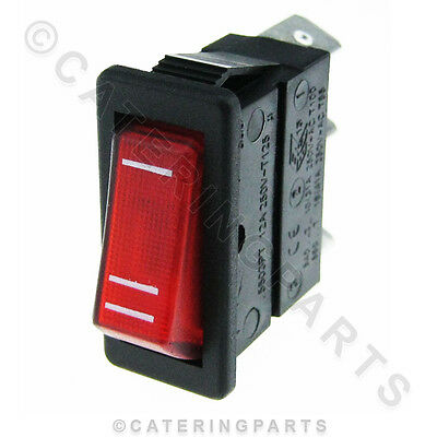 Genuine Dualit Toaster Spare Parts - Illuminated Selector Switch 1 To 2 Slice