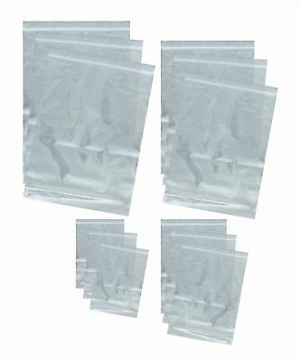 9 X Poly Bag Set Heavy Duty Self Sealing Web-tex Military Camping Storage Kit