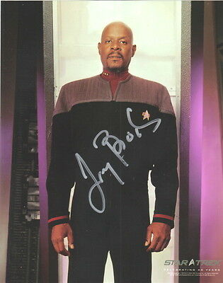 Avery Brooks Star Trek: DS9 Captain Sisko Autograph #3
