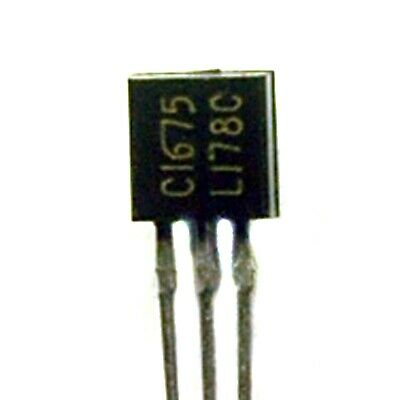 20pcs NPN Transistor 2SC1675 C1675 Amplifier TO-92 NEC Japan