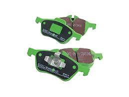 EBC GREENSTUFF BRAKE PADS REAR for TOYOTA MR2 1.8 2000- DP21107