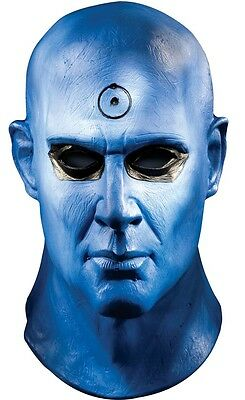 Fancy Dress Mask ~ Watchman Dr Manhattan Full Mask