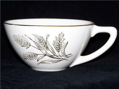 Knowles WHEAT Coffee Cup X4009 by Freda Diamond