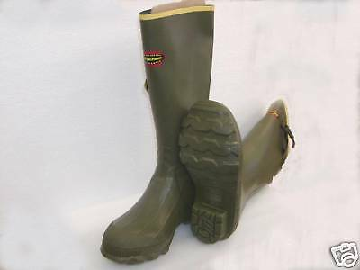 "266040 LaCrosse 18"" Burly - Insulated in foot and ankle"