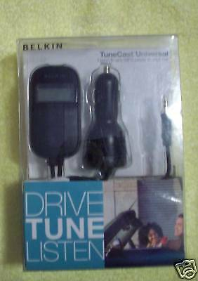 Belkin Drive Tune Listen*Tune Cast Universal For Mp3