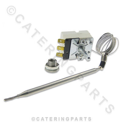 Spare Parts - Lincat Control Thermostat Th09 - Genuine Part With Gland & Gasket