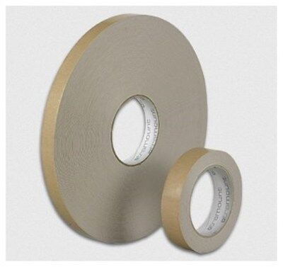 DOUBLE SIDED MIRROR ADHESIVE TAPE - 5MTR ROLL x 1.6mm Thick for better adhesion