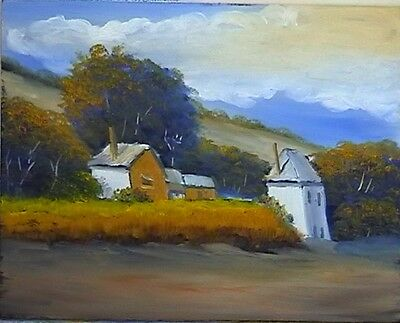Art Lesson Dvd - Roadside Farmhouses