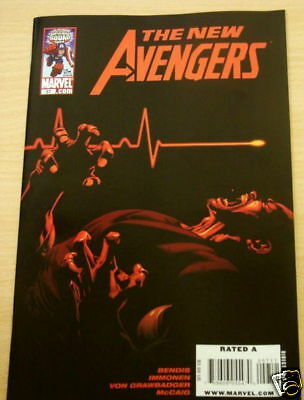 New Avengers # 57 - Cover A - From Marvel Comics