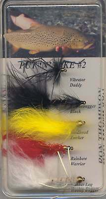 3 St.Goldkopf MAGIC-Streamer # 8 Bach-Regenbogen-Lachs-Forelle Saibling Put/&Take