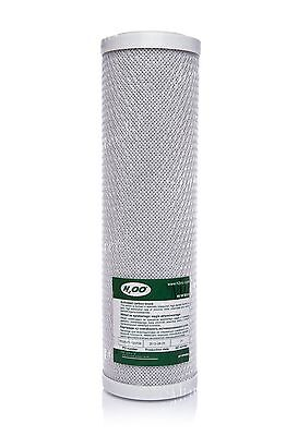 "Carbon Filter For Reverse Osmosis Units, 10"" Discus Fccbl"
