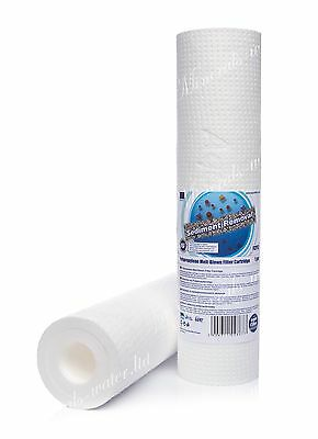 "1 micron sediment cartridge filter 10"" discus RO/ reverse osmosis/ water filter"