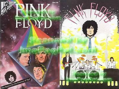 Pink Floyd: 1989 Rock Fantasy Comic #1: Essence of Syd 1st Print NM VHTF