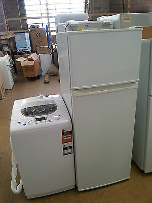Package Deal Reco Washing Machine & Any 1 Of 5 Seller Refrb Fridge With Warranty
