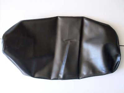 Vespa LX 50 125 150 BLACK seat saddle COVER V8281