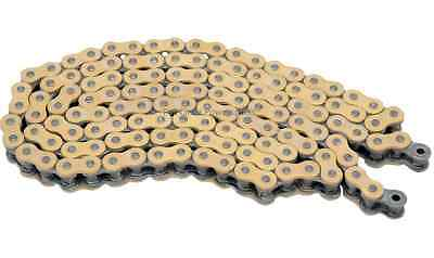 530 X 120 Heavy Duty Firepower Gold O-Ring Chain Street Bike Motorcycle