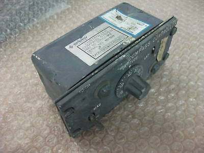 Aircraft Compass System Controller Sperry 1775132-231