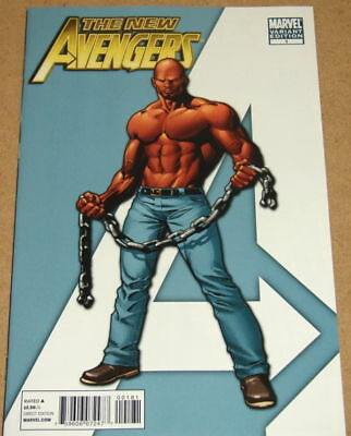 New Avengers # 1 - Cover D - New From Marvel Comics