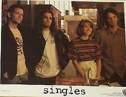 SINGLES - 11x14 US Lobby Cards Set - Cameron Crowe