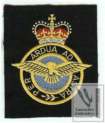 New Lancashire Embroidery Royal Air Force Blazer Badge