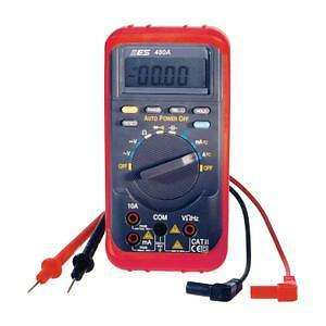 Electronic Spc. 480A - Auto Ranging Digital Multimeter