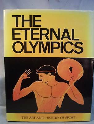 Lot 2 Old Art Books Greek The Eternal Olympics Art And History Of Sport Big Book